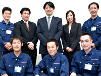 株式会社日本シュレッダーサービススタッフ